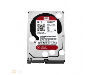Жесткий диск 6 TB WD Red (WD60EFRX)