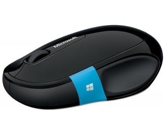 Мышь беспроводная Microsoft Sculpt Comfort BT Black