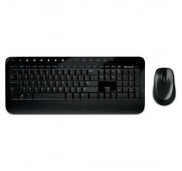 Клавиатура и мышь беспроводная Microsoft Desktop 2000 USB RU Ret