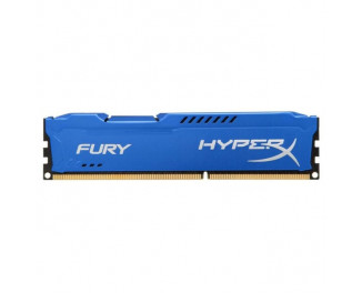 Оперативная память DDR3 4 Gb (1866 MHz) Kingston HyperX Fury Blue (HX318C10F/4)