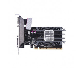 Видеокарта Inno3D GeForce GT 730 1GB DDR3 LP (N730-1SDV-D3BX)