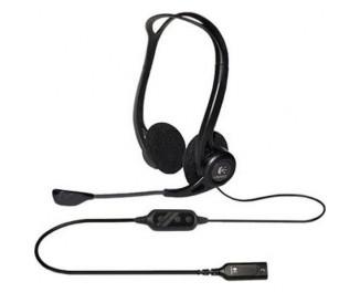 Наушники Logitech PC Headset 960 USB (981-000100)