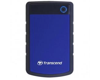 Внешний жесткий диск 1000Gb Transcend StoreJet 25H3B (TS1TSJ25H3B)