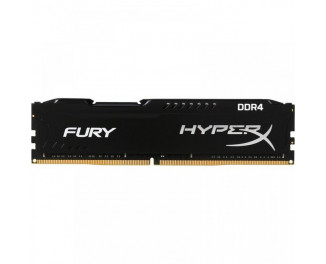 Оперативная память DDR4 4 Gb (2666 MHz) Kingston HyperX Fury Black (HX426C15FB/4)