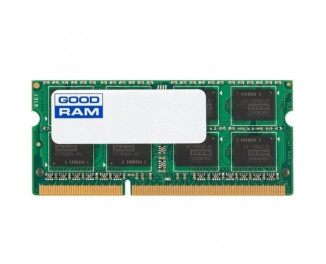 Память для ноутбука SO-DIMM DDR3 4 Gb (1600 MHz) GOODRAM (GR1600S3V64L11S/4G)