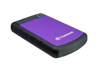 Внешний жесткий диск 2000Gb Transcend StoreJet 25H3P (TS2TSJ25H3P)