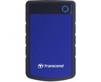Внешний жесткий диск 2000Gb Transcend StoreJet 25H3B (TS2TSJ25H3B)