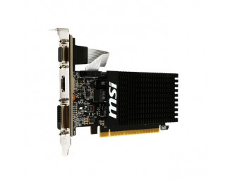 Видеокарта MSI GeForce GT 710 (GT 710 1GD3H LP)