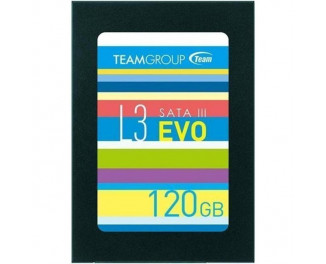 SSD накопитель 120Gb Team L3 EVO (T253LE120GTC101)