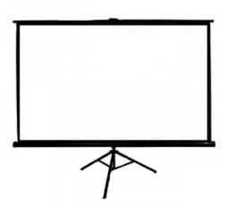Проекционный экран Elite Screens T136UWS1