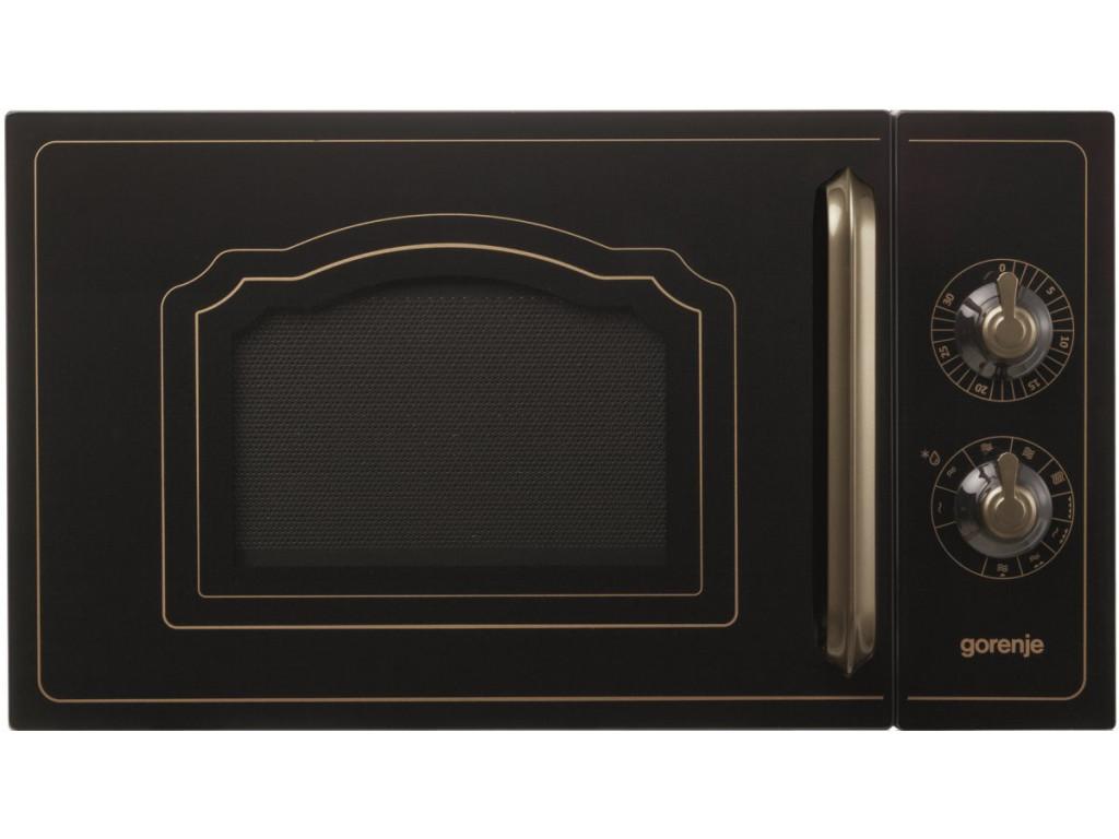 Микроволновая печь Gorenje Classico Collection MO4250CLB