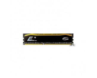 Оперативная память DDR3 4 Gb (1600 MHz) Team Elite Plus Black (TPD34G1600HC1101)