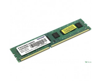 Оперативная память DDR3 8 Gb (1600 MHz) Patriot Signature Line (PSD38G16002)