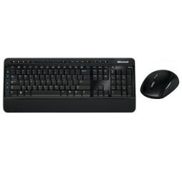 Клавиатура и мышь беспроводная Microsoft Blue Track Desktop 3050 Ru Ret (PP3-00018)