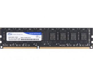 Оперативная память DDR3 8 Gb (1600 MHz) Team Elite (TED38G1600C1101)