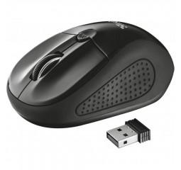 Мышь беспроводная Trust Primo Wireless Mouse - black (20322)