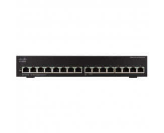 Коммутатор Cisco SB SG110-16 (SG110-16-EU)