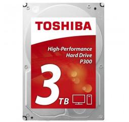 Жесткий диск 3 TB Toshiba P300 (HDWD130UZSVA)