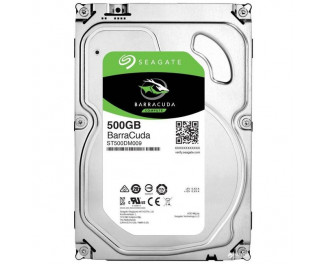 Жесткий диск 500Gb Seagate BarraCuda (ST500DM009)