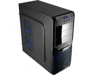 Корпус AeroCool PGS V3 X Advance Evil Blue (4713105954906) + VX-550
