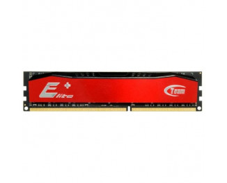 Оперативная память DDR4 8 Gb (2400 MHz) Team Elite Plus Red (TPRD48G2400HC1601)