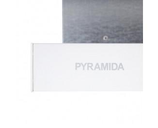 Вытяжка Pyramida TL 50 SLIM WH