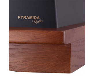 Вытяжка PYRAMIDA R 60 BLACK NUT/U