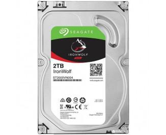 Жесткий диск 2 TB Seagate IronWolf (ST2000VN004)