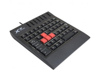 Клавиатура A4Tech X7-G100 Black USB