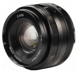 Объектив Meike 50mm f/2 MC E-mount for Sony (MKE5020)