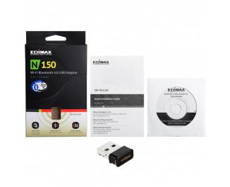 Wi-Fi адаптер Edimax EW-7611ULB (N150)