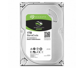 Жесткий диск 1000Gb Seagate BarraCuda (ST1000DM010)