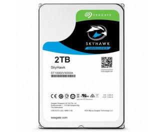 Жесткий диск 2000Gb Seagate SkyHawk (ST2000VX008)
