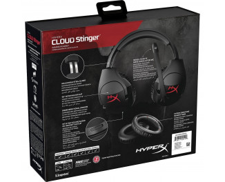 Наушники Kingston HyperX Cloud Stinger (HX-HSCS-BK/EE)