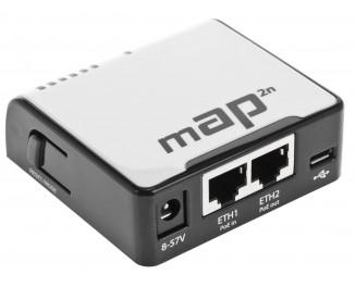 Внутренняя точка доступа MikroTik mAP (RBmAP2nD)