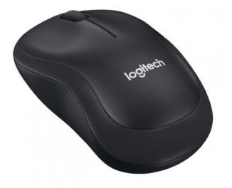 Мышь беспроводная Logitech M220 Silent Mouse Charcoal (910-004878)