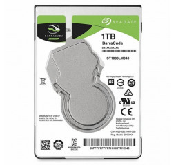 Жесткий диск 1000Gb Seagate BarraCuda (ST1000LM048)