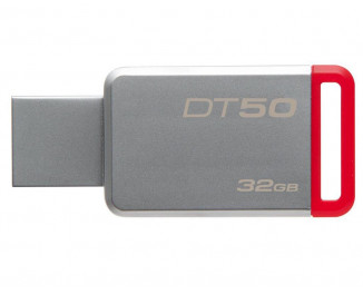 Флешка USB 3.1 32Gb Kingston DataTraveler 50 (DT50/32GB)