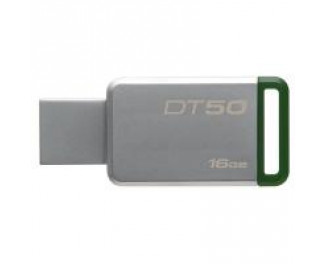 Флешка USB 3.1 16Gb Kingston DataTraveler 50 (DT50/16GB)