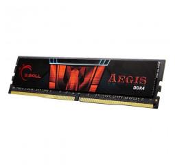 Оперативная память DDR4 8 Gb (2400 MHz) G.SKILL Aegis (F4-2400C15S-8GIS)