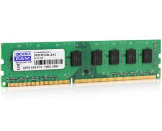Оперативная память DDR3 4 Gb (1333 MHz) GOODRAM (GR1333D364L9/4G)