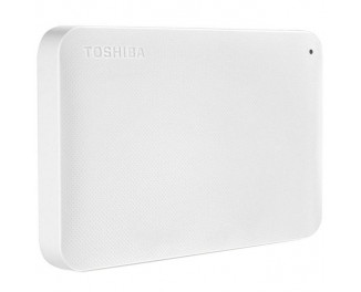 Внешний жесткий диск 500Gb Toshiba Canvio Ready White (HDTP205EW3AA)