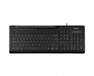 Клавиатура A4Tech KD-800 Black USB