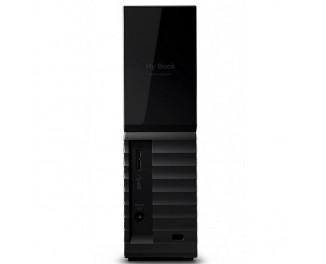 Внешний жесткий диск 4000Gb WD MyBook (WDBBGB0040HBK)
