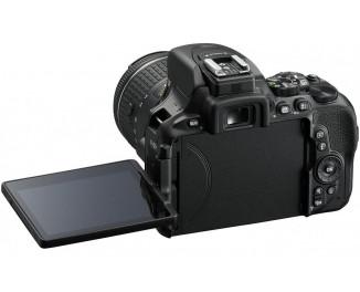 Зеркальный фотоаппарат Nikon D5600 KIT (18-55 VR)