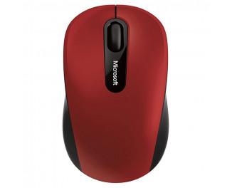 Мышь беспроводная Microsoft Mobile Mouse 3600 Red (PN7-00014)