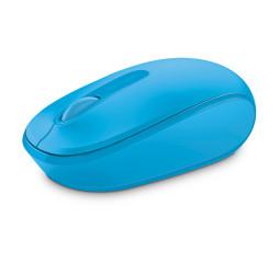 Мышь беспроводная Microsoft Mobile 1850 Light Blue (U7Z-00058)