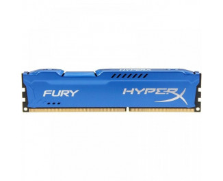 Оперативная память DDR3 8 Gb (1600 MHz) Kingston HyperX Fury Blue (HX316C10F/8)