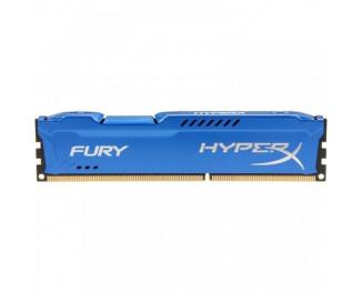 Оперативная память DDR3 8 Gb (1600 MHz) Kingston HyperX Fury Blue (HX316C10F/8)
