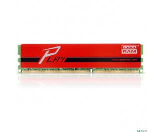 Оперативная память DDR3 8 Gb (1866 MHz) GOODRAM Play Red (GYR1866D364L10/8G)